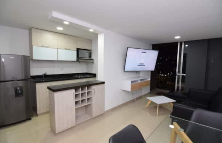 Apartamento Medellín-Sabaneta frente al Metro