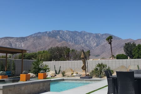 The Ultimate Palm Springs Lifestyle - Ház