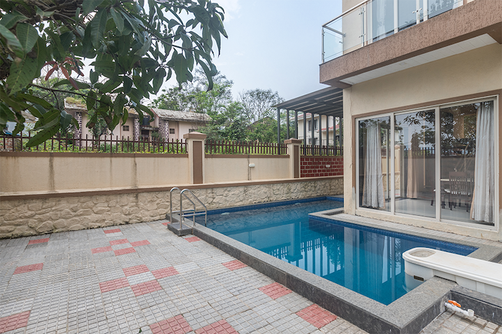 Vista Helon, 4BHK with Private pool in Lonavala