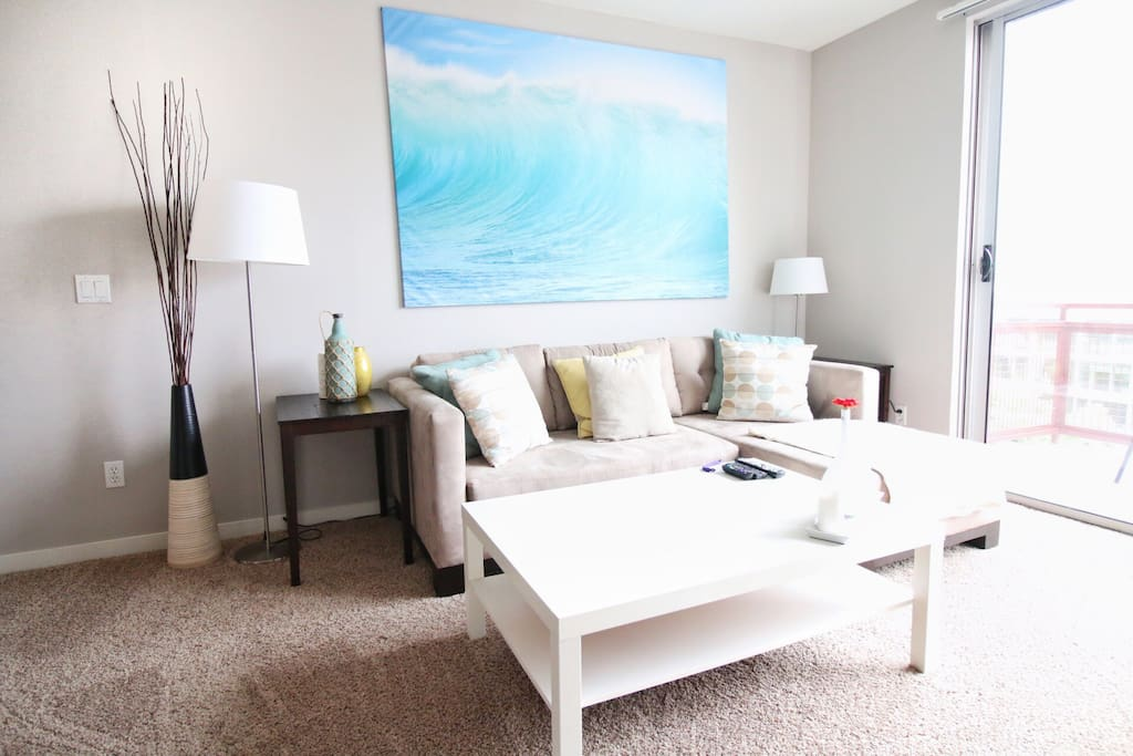 Upscale Beach Suite Stunning Views Parking Apartments For Rent In Santa Monica