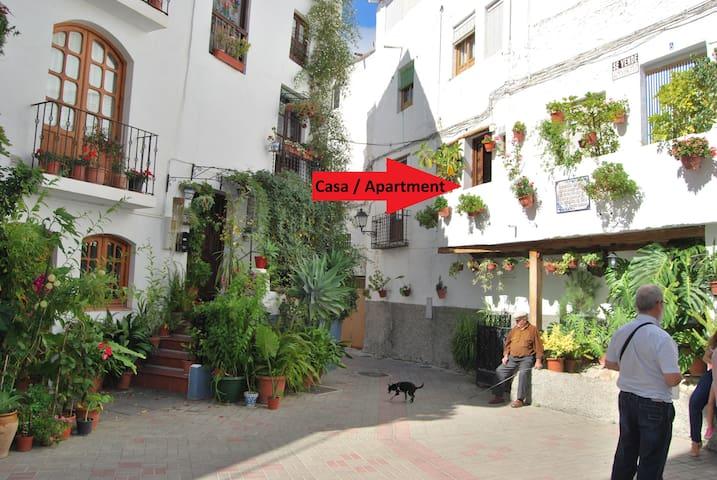 Im Herzen von Lanjaron - Lanjarón - Apartment