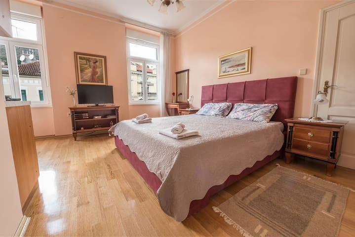 Comfort apartment center of Opatija