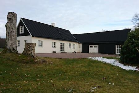 Fantastiskt hus på landet - Ängelholm N
