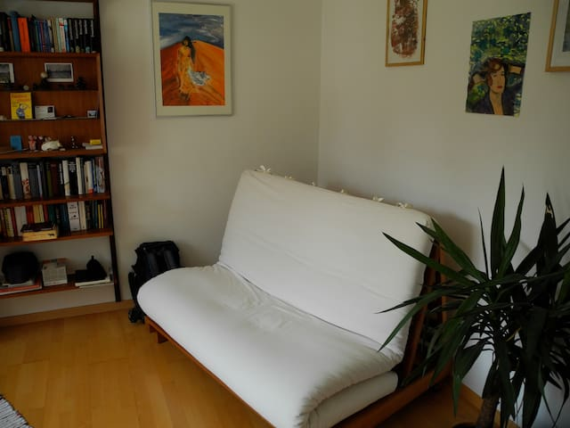 Cozy and quiet room 30min from downtown Zurich - Seuzach - Huoneisto