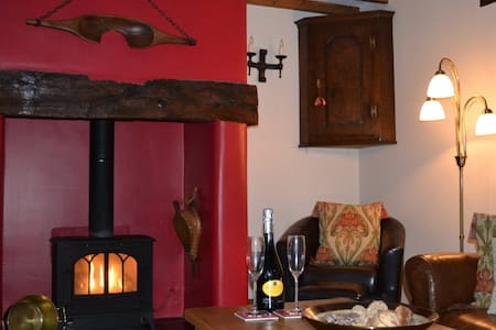 Siabod Luxury 5* Cottage, Snowdonia, en-suite - Capel Garmon