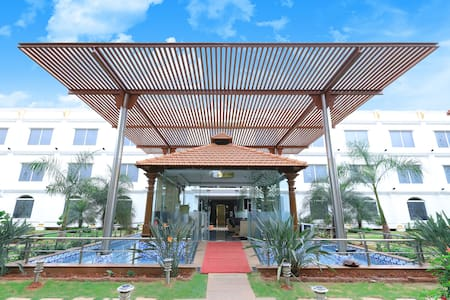 Jalmahal Resort Mysore