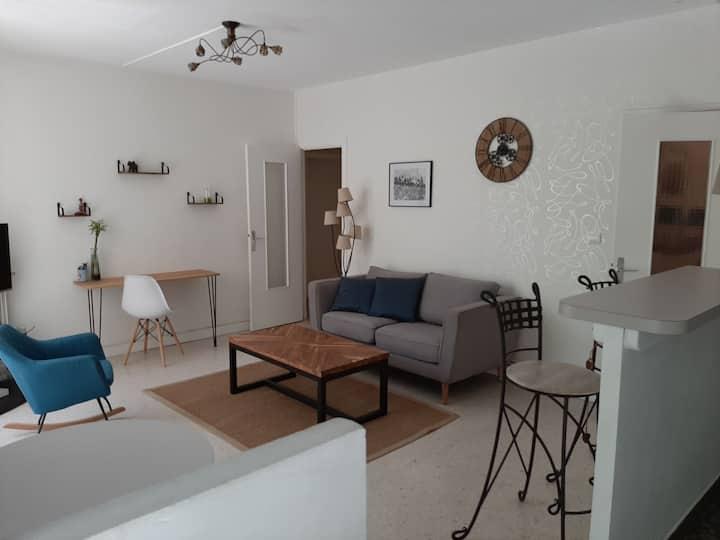 L'appartement idéal pour 2 à Perpignan