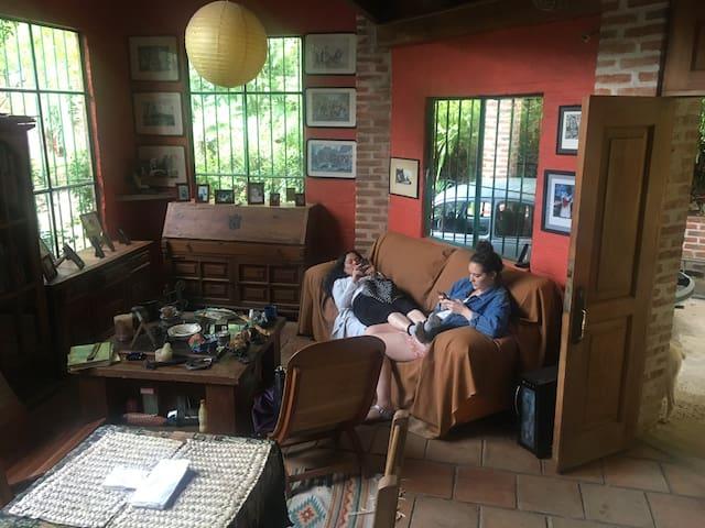 Refugio en Coatepec