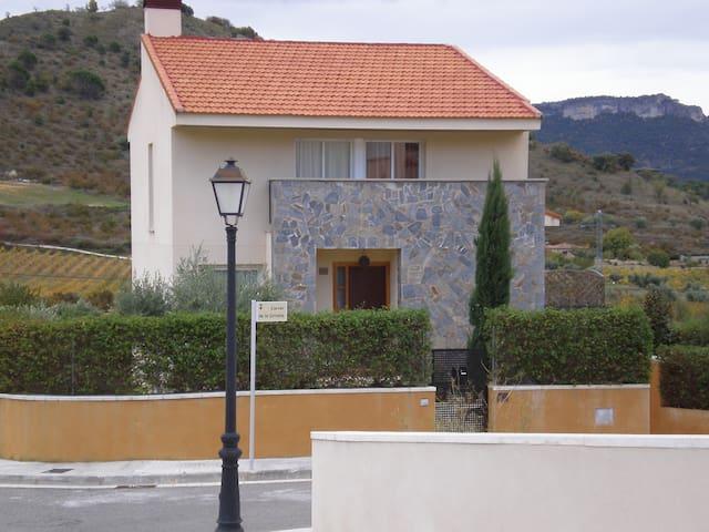 Casa de vacances a Cornudella de Montsant, Priorat - Cornudella de Montsant - Haus