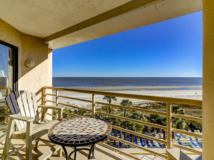 1501 Villamare ~ Just Steps from the Beach!