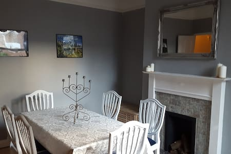 Charming Victorian home in the heart of York - ยอร์ค - บ้าน