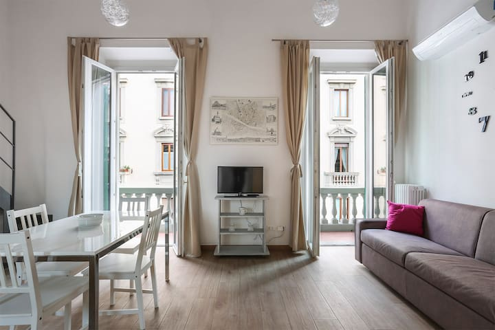 Fortezza charming apartment