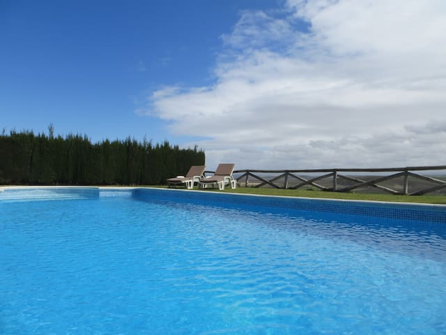 Wonderful Villa Private Pool, A/C & WI-FI Sleeps 8 - Sanlúcar de Barrameda - Villa
