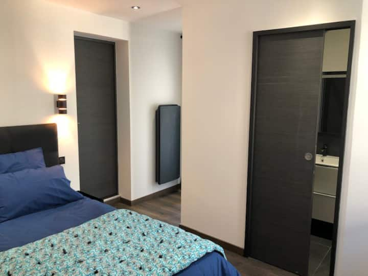 Une chambre privée à Chartres