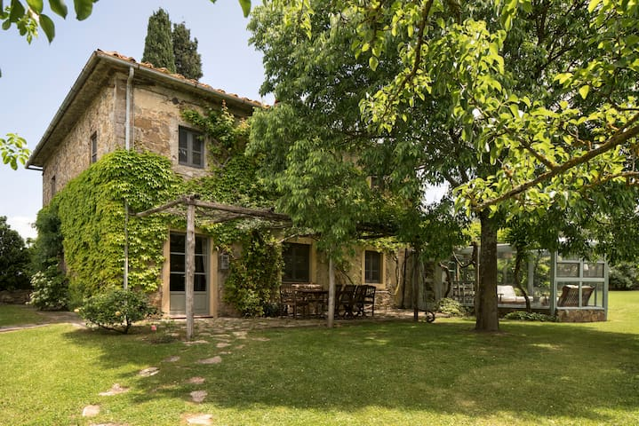 La Vignaccia (Farmhouse) - villa w/private pool