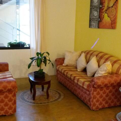 Apartamento turísticos Trimurti Chorros de Milla - Mérida - Talo