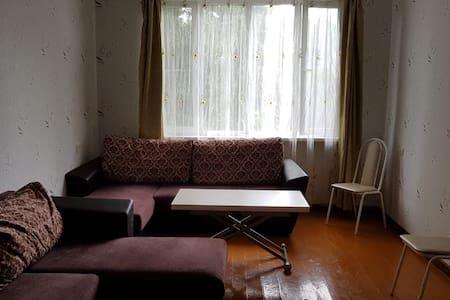 Уютная квартира в Новом Афоне