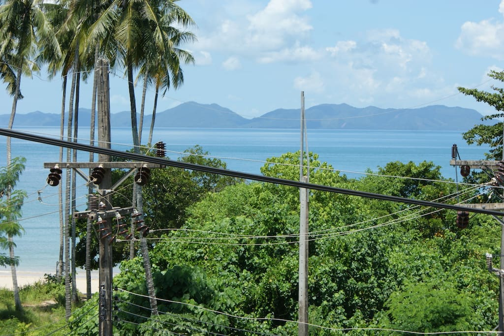 Seaview with Yao Islands