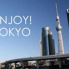 Enjoy Tokyo is the host.
