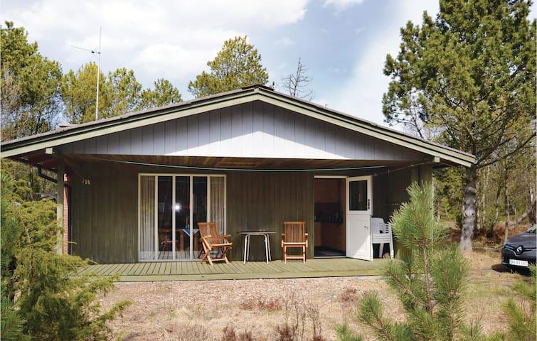 Holiday cottage with 2 bedrooms on 66m² in Ålbæk
