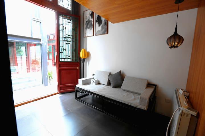 【BBK35】【North 3】Local's private courtyard - Beijing - Bed & Breakfast