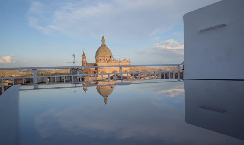 Camera Design-Casa Lupita-Terrazza panoramica