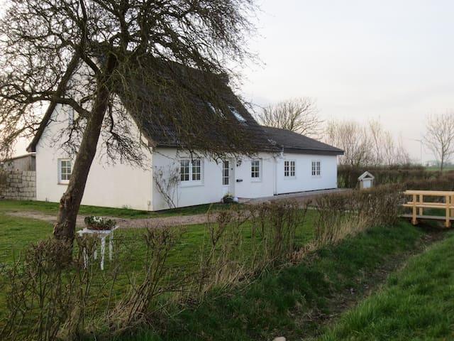 Wohnung Marschblick im Haus zur Hamburger Hallig - Reußenköge - Casa de férias