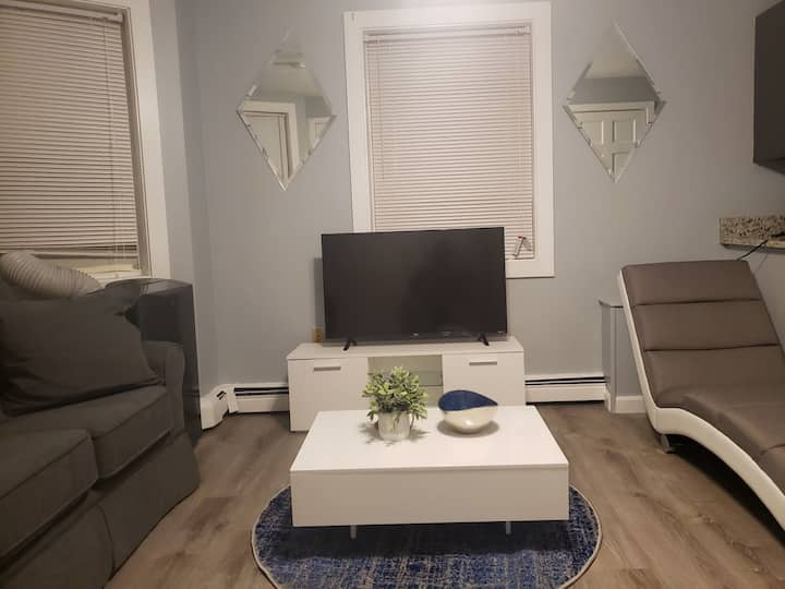 Beautiful Cozy Hill top 1BR near Boston & Salem