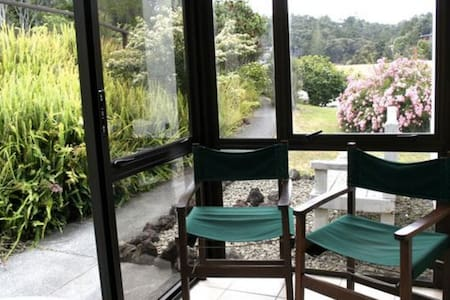 Tranquil holiday unit in Central Paihia - Paihia