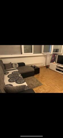 Appartement trois pièces