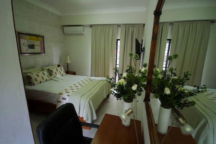 Ambiente acogedor segurida Confort