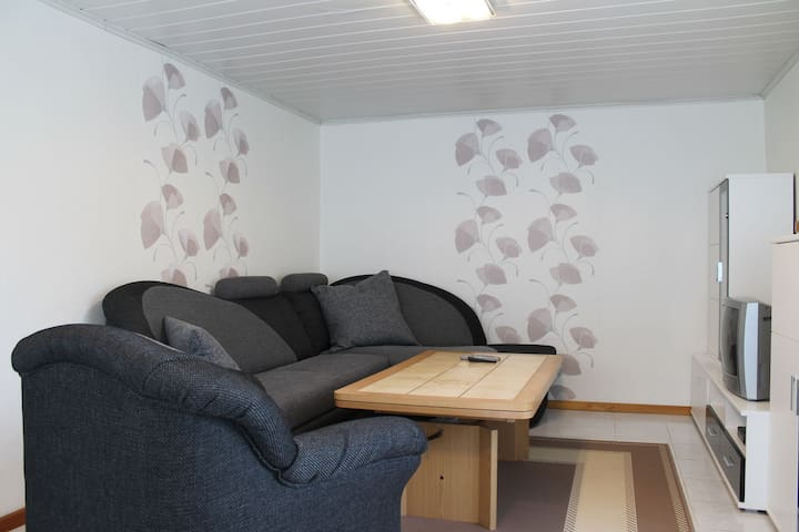 Lovely holiday home with a cosy seating area in the garden