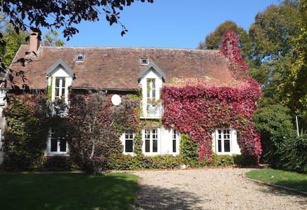 Maison de Vacance pour 8 personnes avec piscine - Saint-Nizier-sur-Arroux