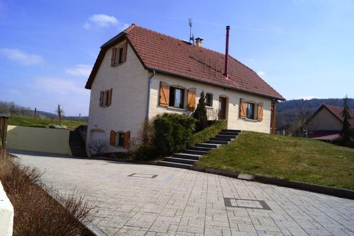 maison au calme - Naisey-les-Granges