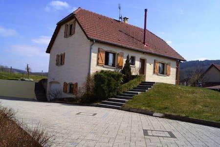 maison au calme - Naisey-les-Granges - Dům