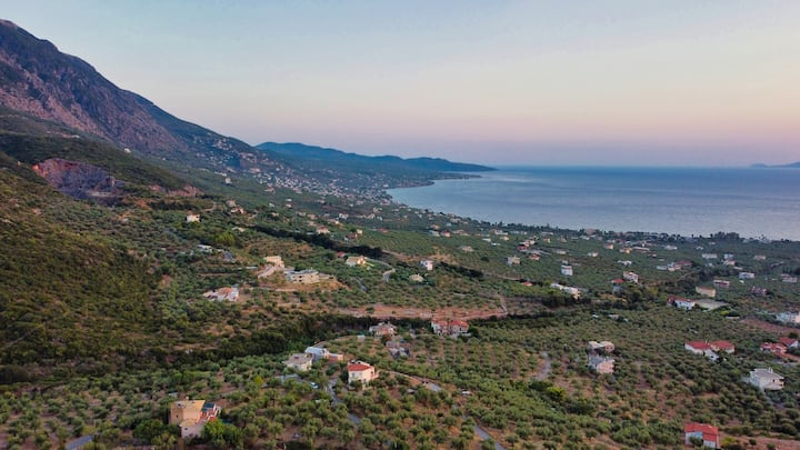 Kalamata, Panoramic Lovely view