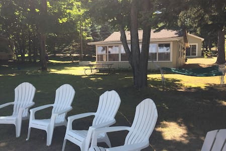 Intermediate Lake - Perfect Fall Getaway - Bellaire - Zomerhuis/Cottage
