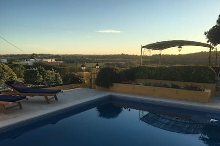 Quinta Feliz Dragão - Almargem - Villa