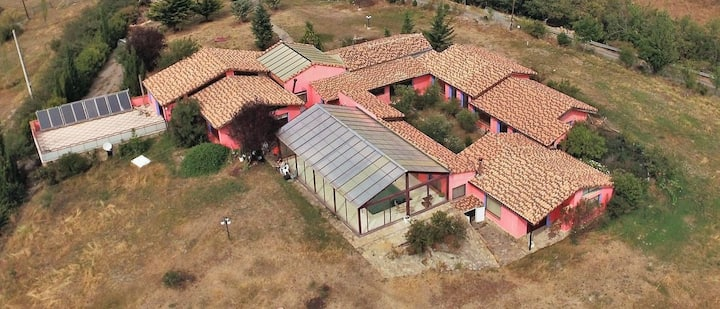Casa Toño en las faldas del Pirineo alta Ribagorza