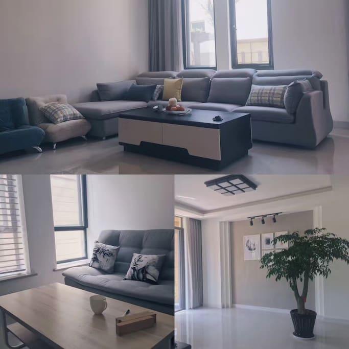 客厅和小客厅