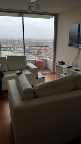 A modern loft with amazing views - Callao - Lakás