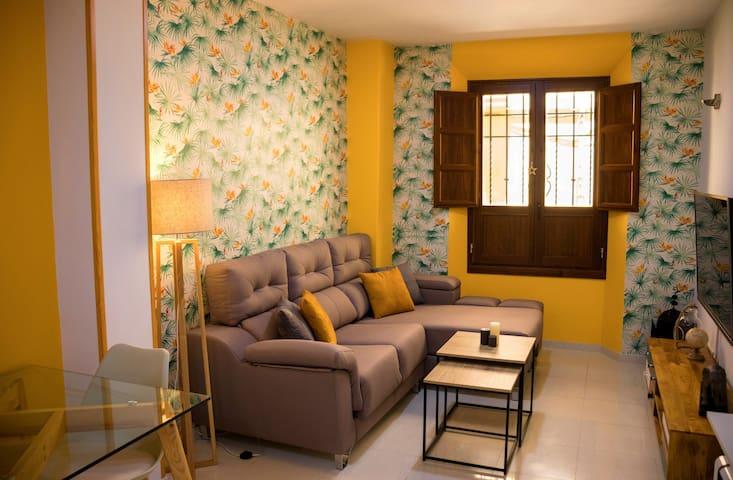 NEW! City centre apartment (St. Gran Via & Elvira)