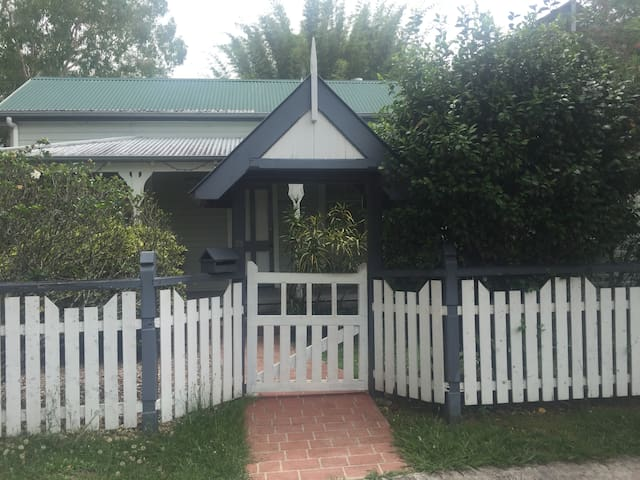 In the heart of Mullumbimby town