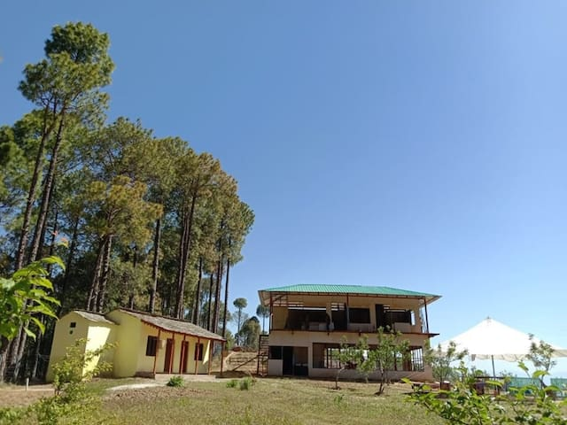 Pahadi House Ranichauri Tehri