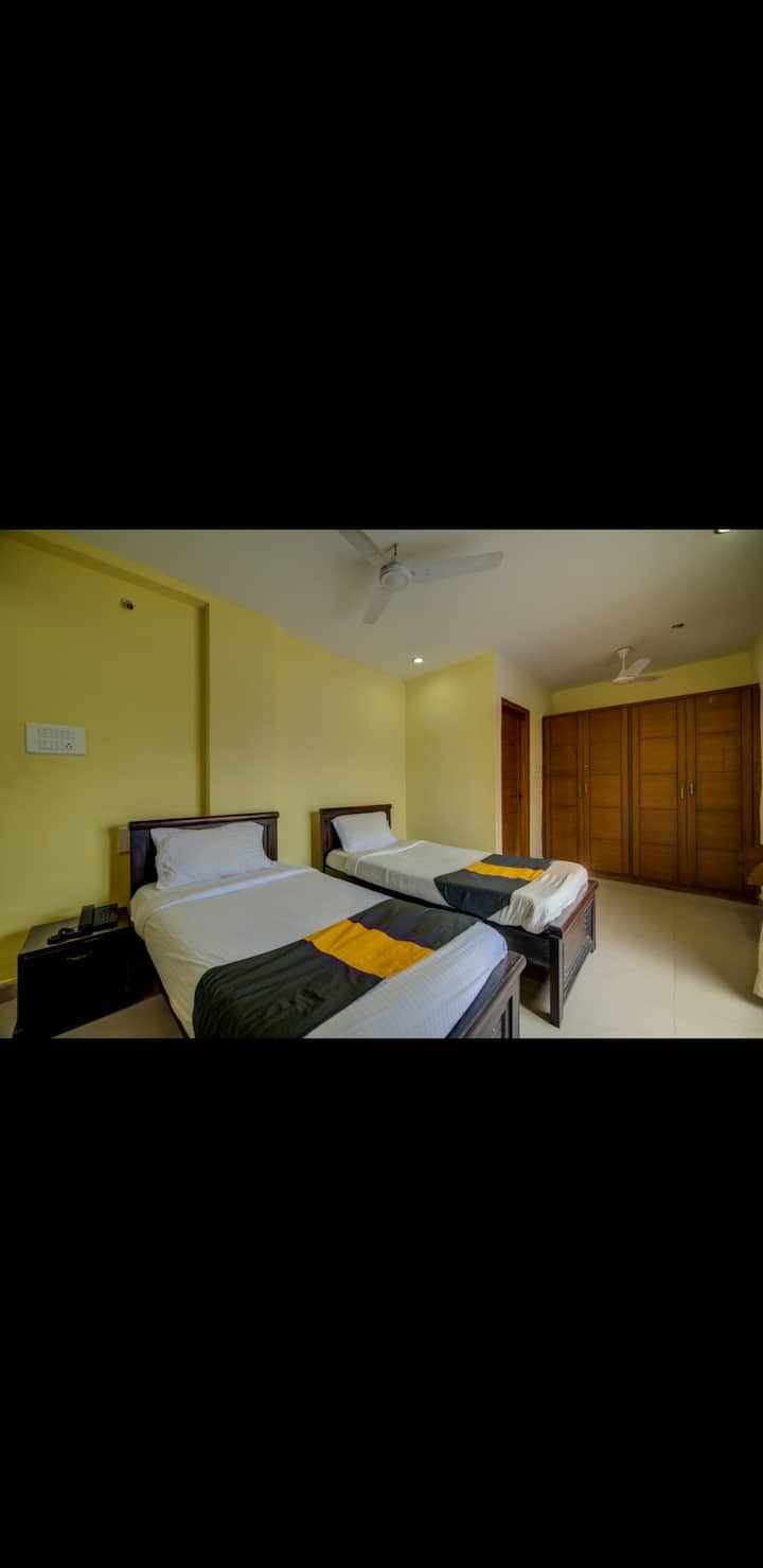 Service Apartment @Madhapur, covid free, furnished