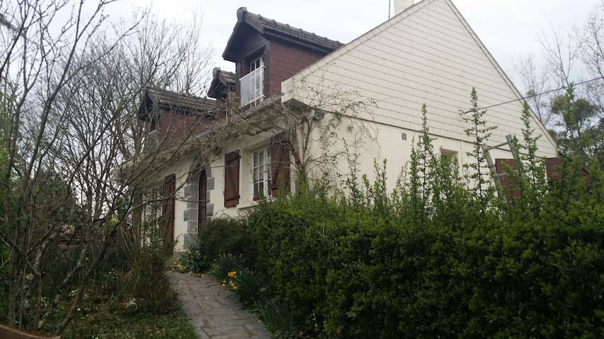 Gite Grands Espaces de vie - Saint-Séglin - Haus