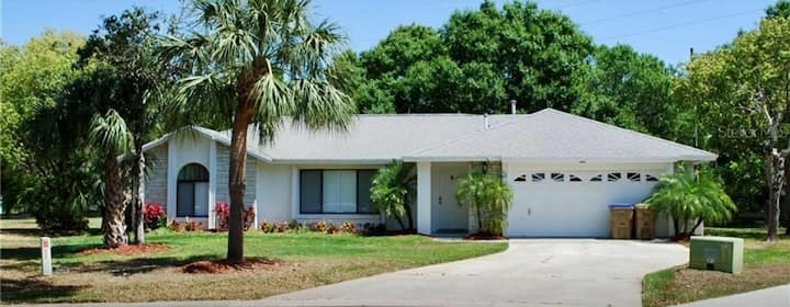 Fabulous 4 bedroom house minutes from Disney
