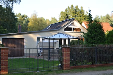 Ferienhaus Kiefernwald - Borkwalde - Casa