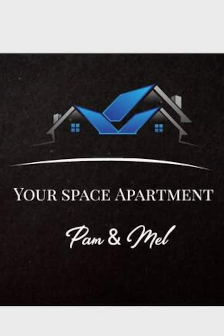 Your space apartment🏡🏡