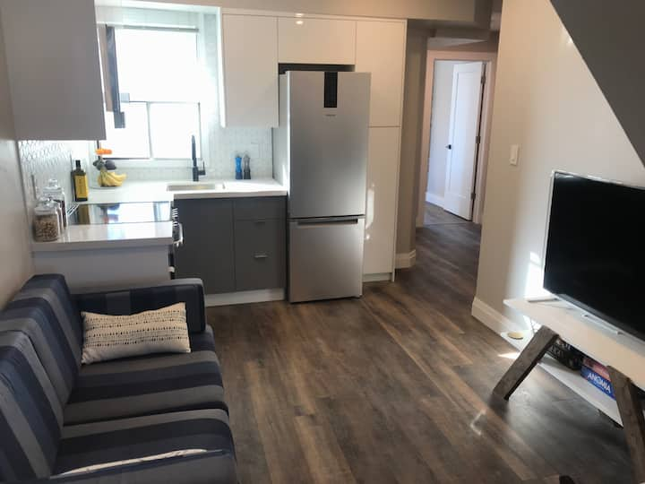 Newly Renovated 2 Bed in Leslieville - 10min to DT